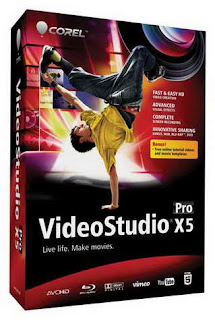 Corel VideoStudio Pro X5 MFShelf Software Free Download Mediafire