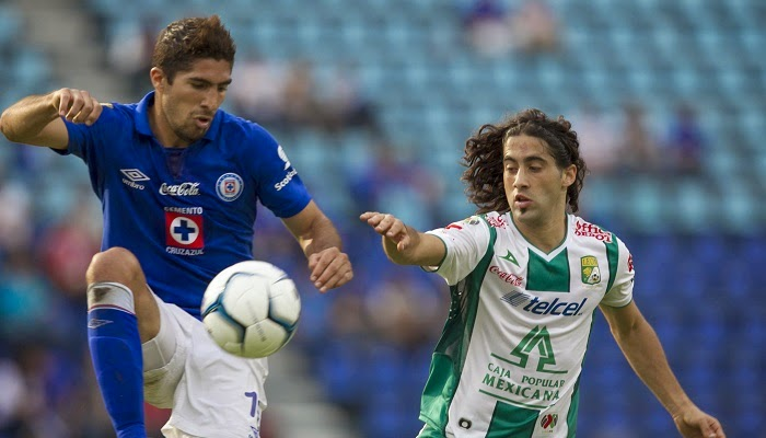 Leon vs Cruz Azul en vivo