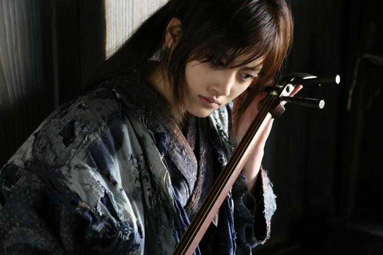 blind samurai sword