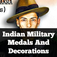 Indian Military Medals And Decorations Part Two