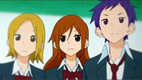 Anime shoujo yang terbaik- Hori san to Miyamura