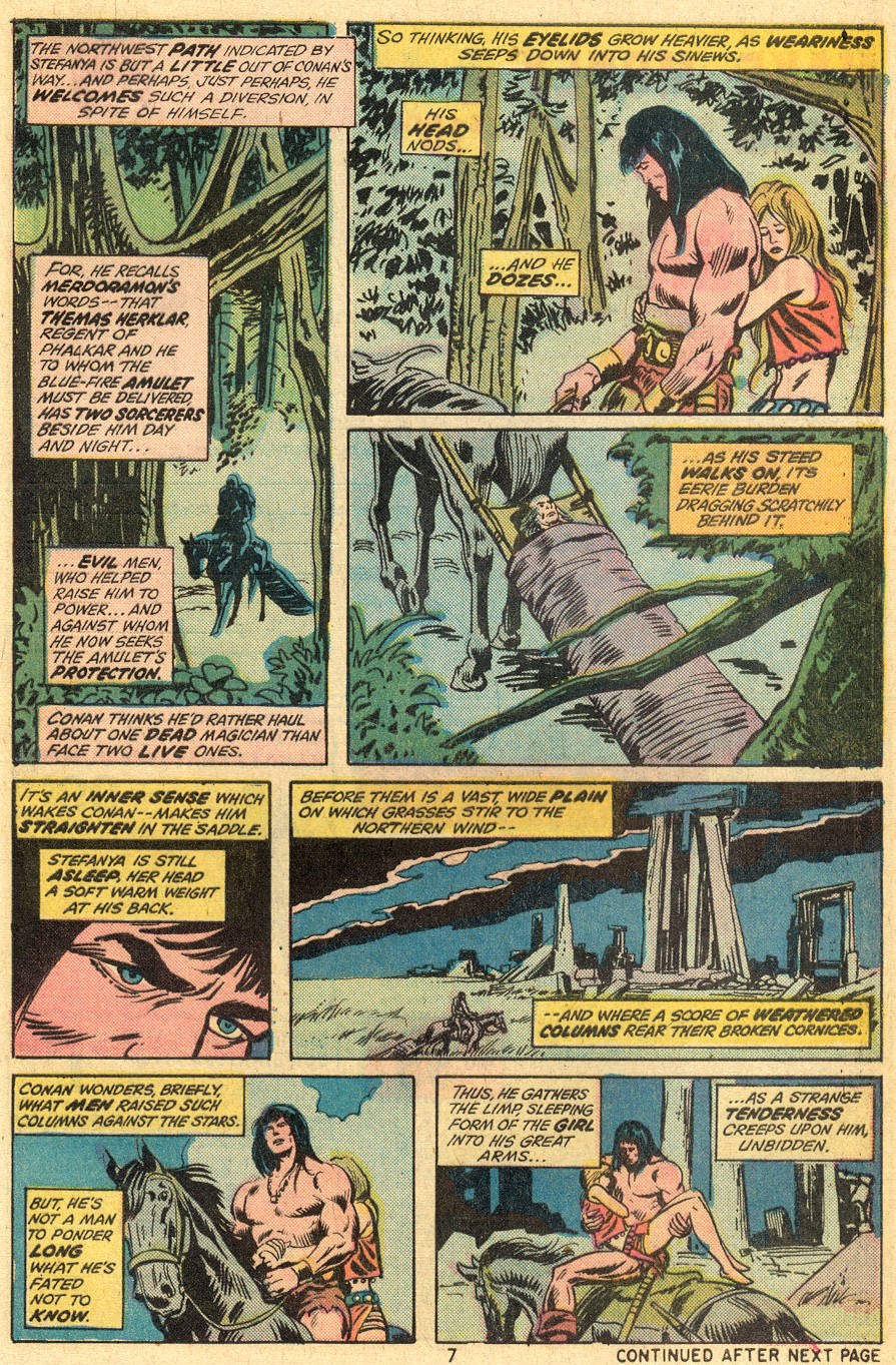 Conan the Barbarian (1970) Issue #47 #59 - English 6