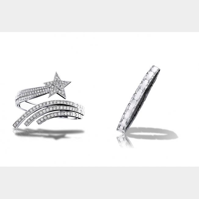 تشكيلة مميزة من مجوهرات شانيل
