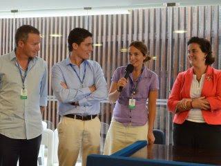 Voluntários Internacionais já estão na organização da JMJ Rio 2013