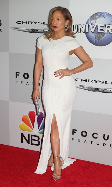 Actress, Singer, @ Jennifer Lopez - Universal NBC Focus Features and E! Entertainment Golden Globe after party