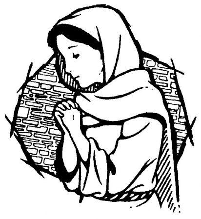 Gifs y Fondos PazenlaTormenta: IMÁGENES VIRGEN MARÍA PARA COLOREAR