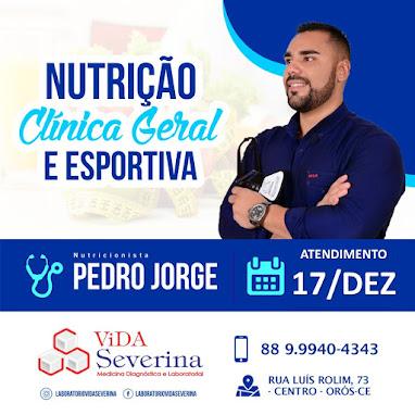LABORATÓRIO VIDA SEVERINA #NOVEMBROAZUL