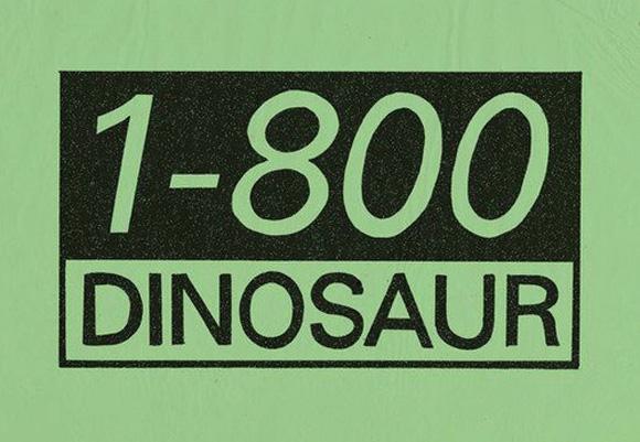 1-800 Dinosaur Mix - Airhead