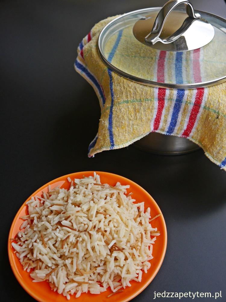 ryż zwyły  ryż po libańsku jak ugotować ryż? basmatti