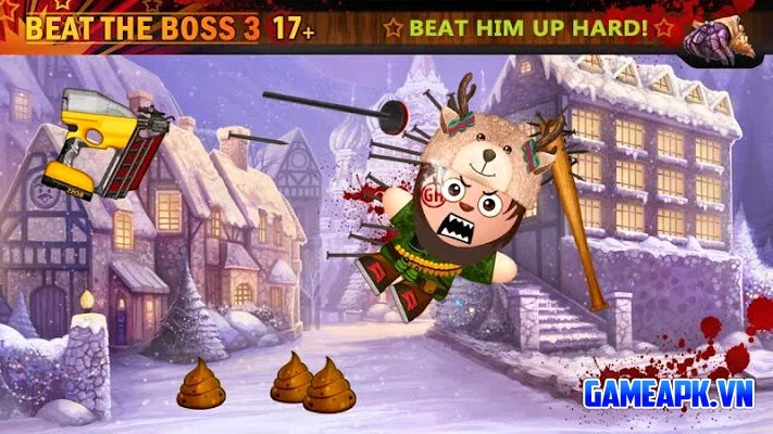 Tải Beat the Boss 3 v1.7.0 (Mega Mod) cho Android