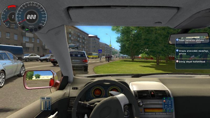 City Car Driving » FREE DOWNLOAD  