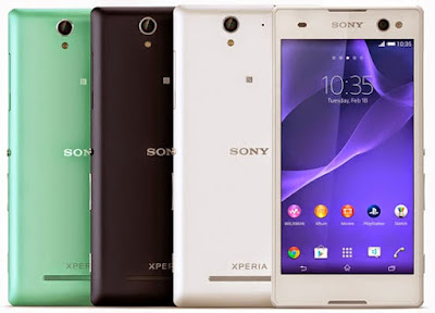 Sony Xperia C3 Dual Reviews And Specifications With 8MP Camera