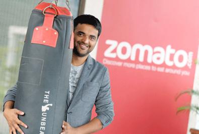 zomato raises 60 million usd