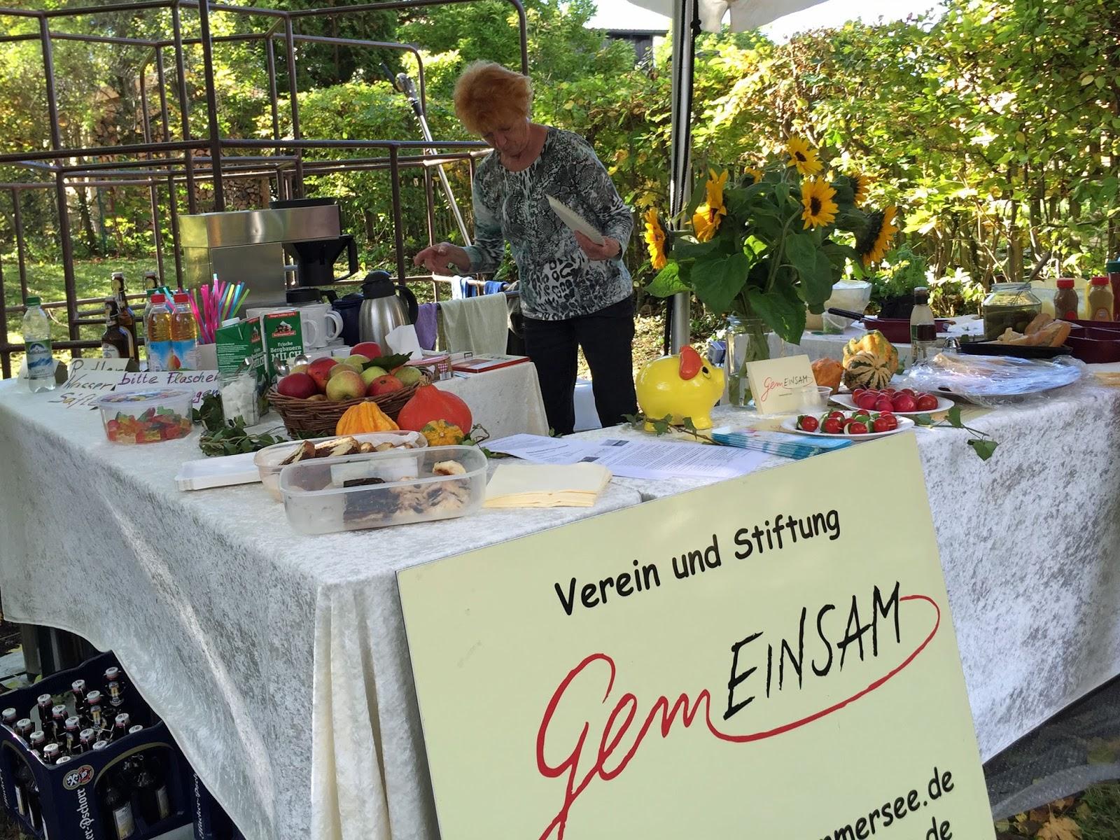 Freiwilligentag in Schondorf am Ammersee