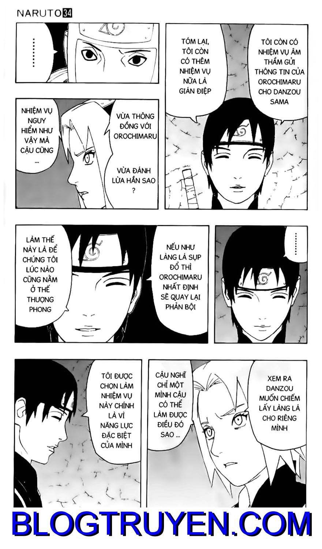 Naruto chap 303 Trang 3 - Mangak.info