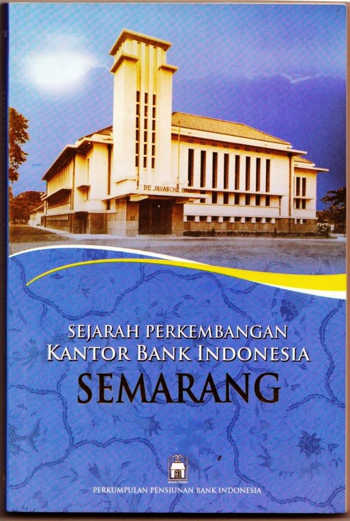 Buku Sejarah KPw BI Semarang