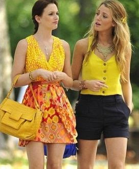 Best Looks / Styles in Gossip girl I picked