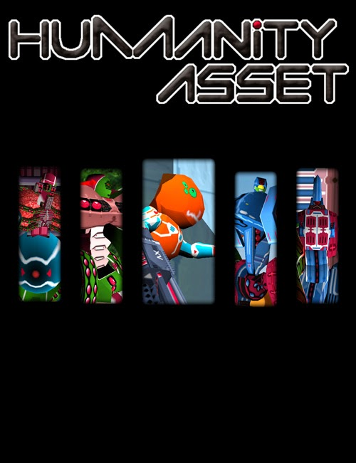 Humanity Asset PC Game