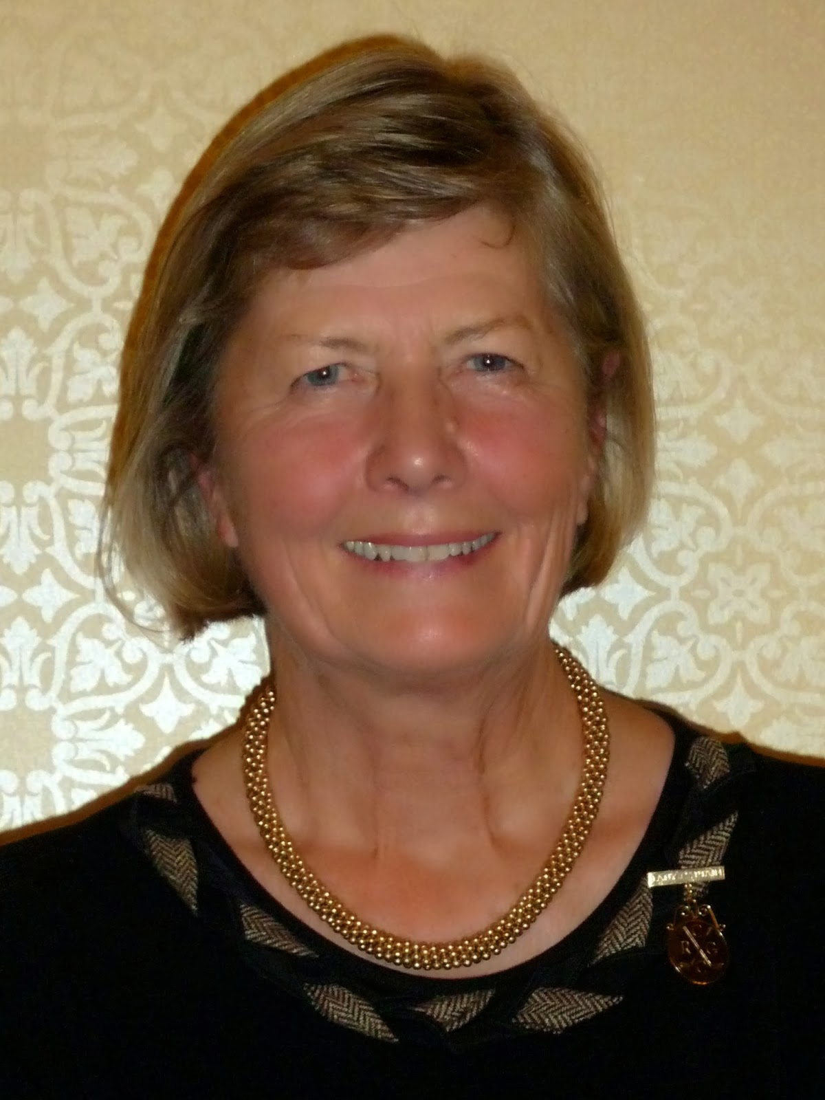 Eileen Walker - Ladies Captain