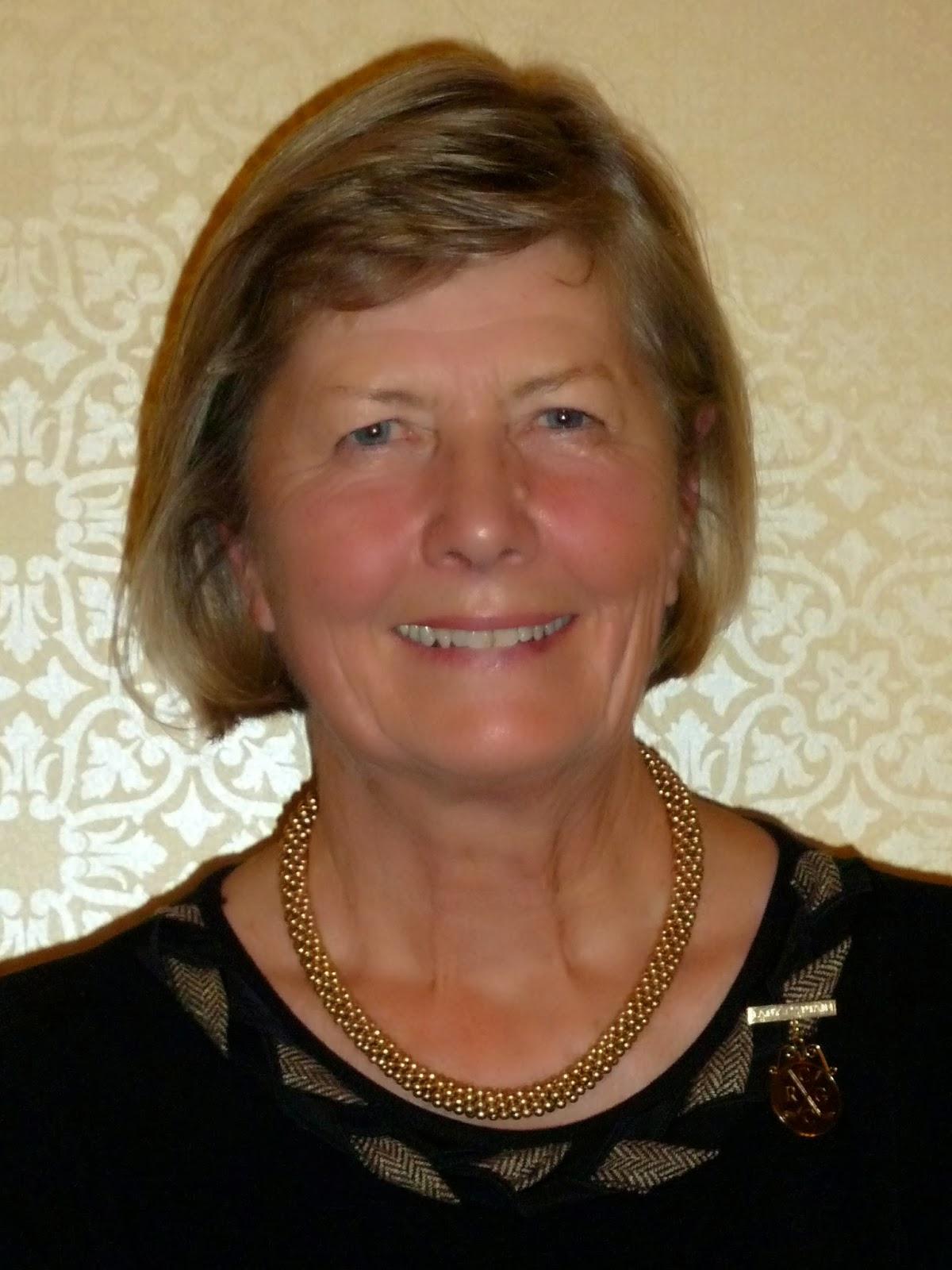 Eileen Walker - Ladies Captain