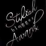Premio Stylish blogger