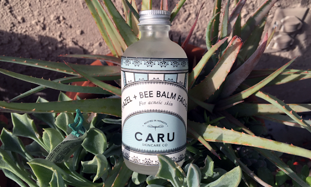 Caru Witch Hazel + Bee Balm Toner Review - The Acne Experiment