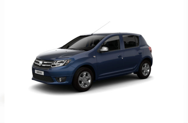 Dacia Sandero Ii 2016 Couleurs Colors