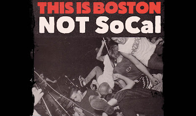 This Is Boston, Not SoCal!