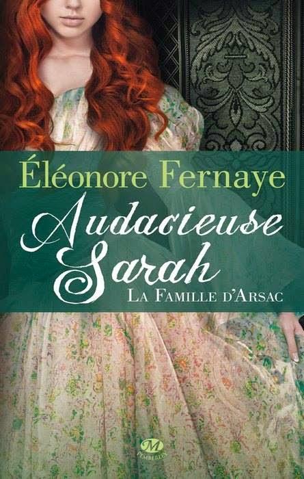 Eleonore Fernaye Romance historique Milady Romance