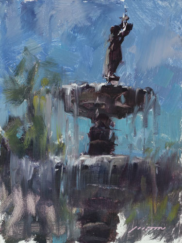 Best-jzaperoilpaintings-Fountain-Oil-Paintings-Image