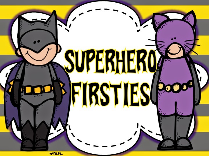 Superheroes in First