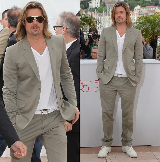 Galeria Sexy de Brad Pitt - pic6