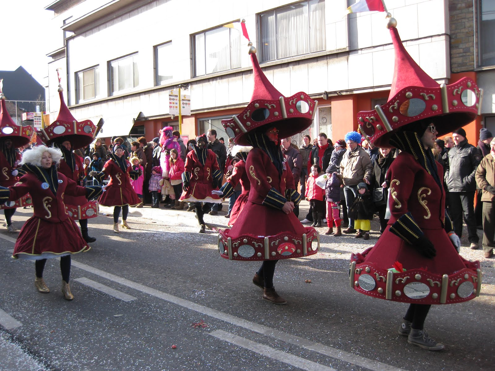 Carnaval Aalst foto- en videoblog: 7. Eirg