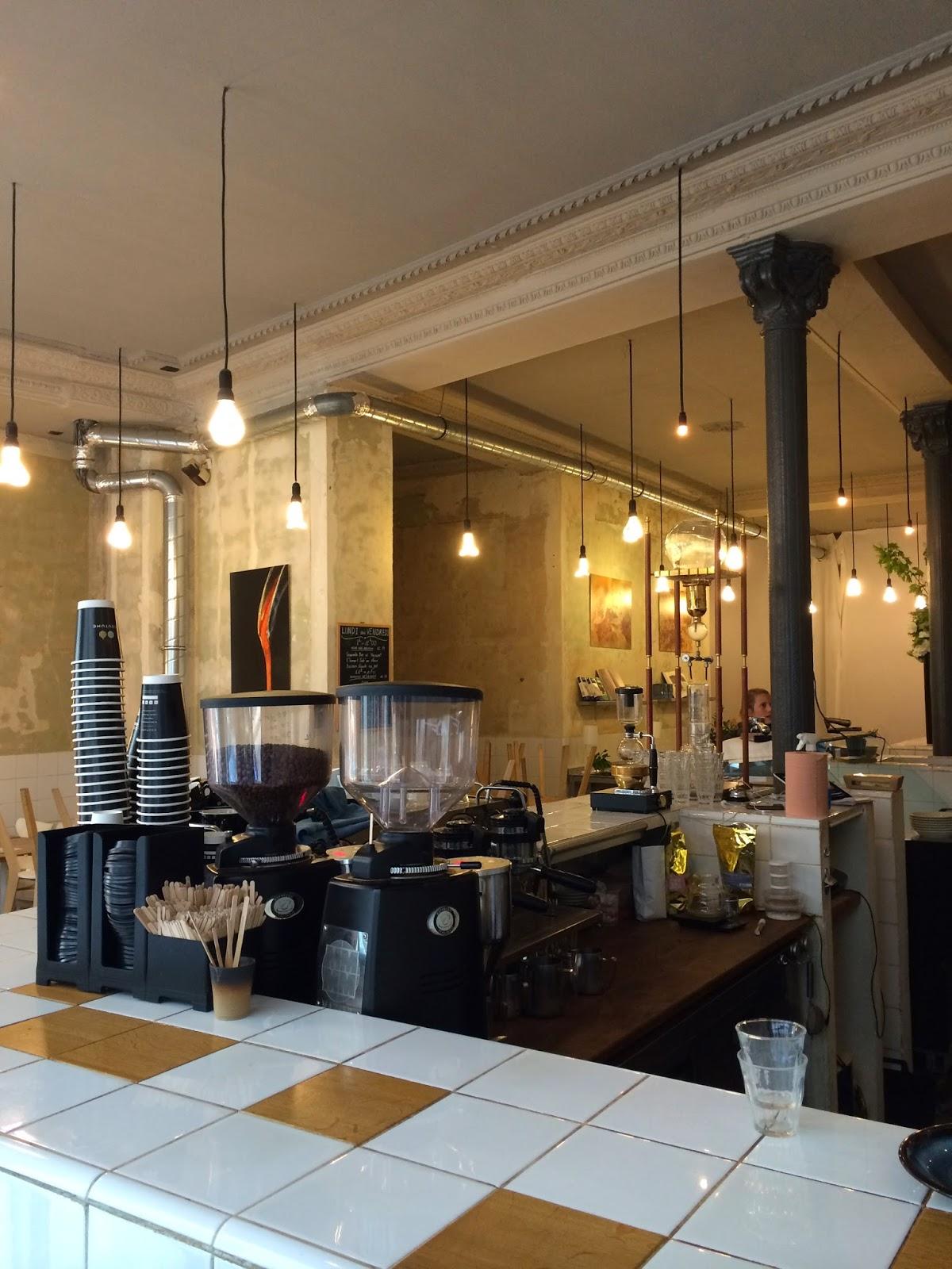 Cafe Coutume Paris