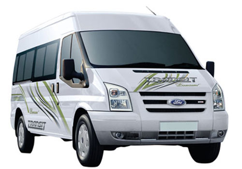 Cho thuê xe ở tại Bắc Ninh 16 chỗ