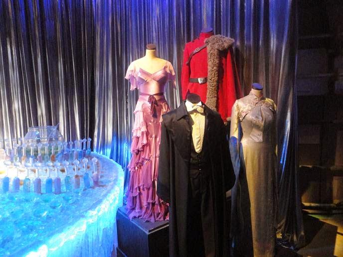 Baile de Inverno - Visitando os Estúdios de Harry Potter em Londres