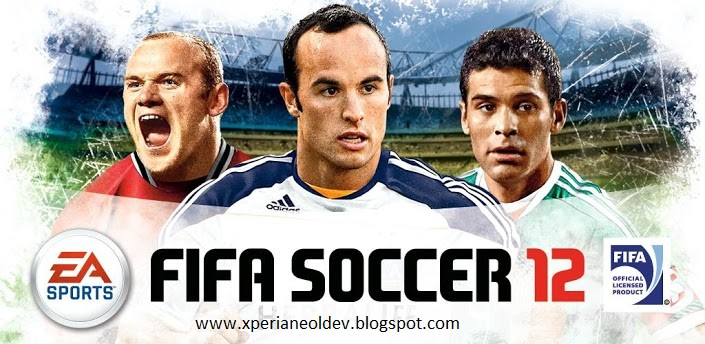 DOWNLOAD FIFA 12 - ANDROID