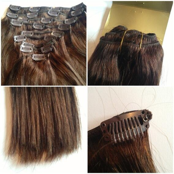 Chantelleilace lush hair extensions ultimate full head i decided to go for the 20 hair extensions in the shade 4 which is what i always have when getting hair extensions there are 10 weft pieces pmusecretfo Images