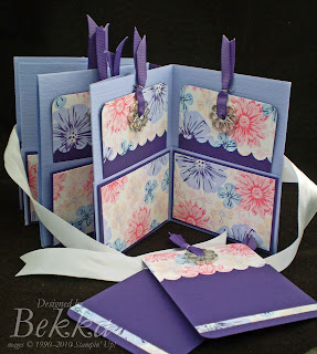 Gorgeous Greenhouse Garden Mini Book by Bekka www.feeling-crafty.co.uk - you get a tutorial for this when you sign up for her newsletter