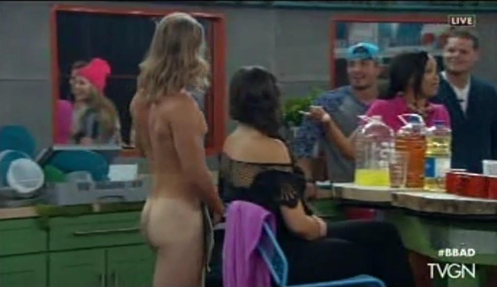 Bigbrother naked hayden