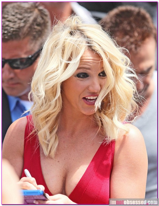 Britney Spears Relates To The X-Factor Contestants She Judges » Reality Shows | Britney Spears
