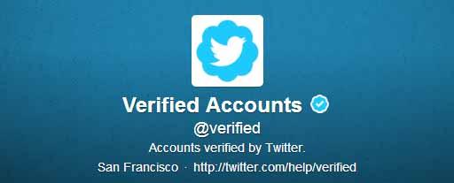 Cara Mudah Mendapatkan Verifikasi Akun Twitter