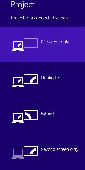 Hướng dẫn cách kết nối desktop hay laptop với Tivi 8