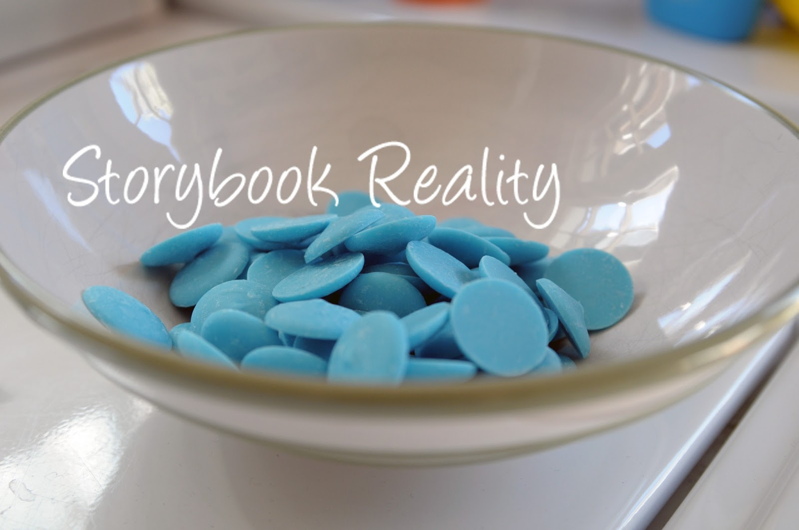 Laura @Storybook Reality: How To Make Modeling Chocolate