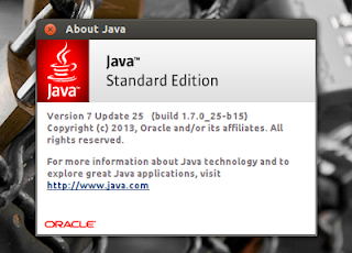 Oracle Java 7 7u25