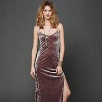 rochie din catifea_1