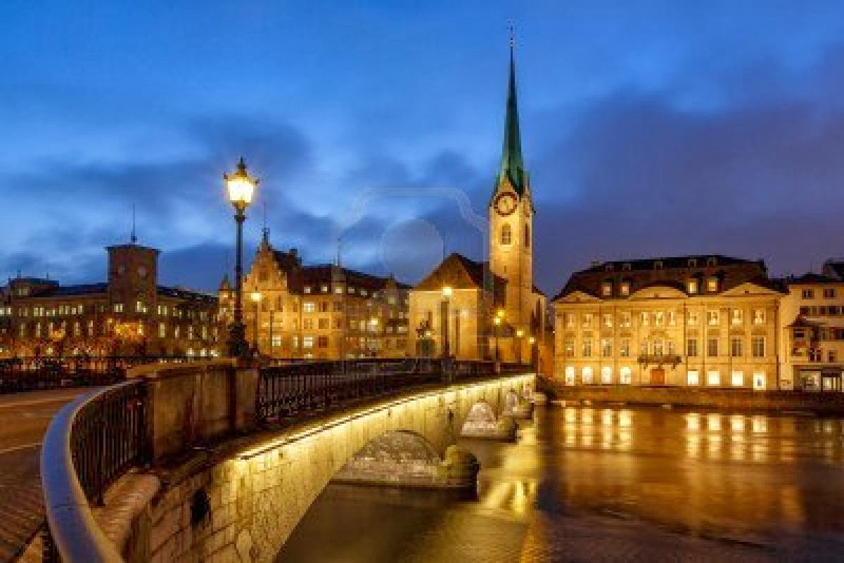 Tamasya Di Pegunungan Swiss Vacationguide