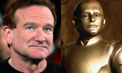 Robin Williams - Andrew Martin
