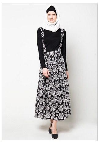 Baju Muslim Batik Remaja Untuk Lebaran 2015 Baju Gamis Murah