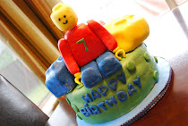 Lego Cake